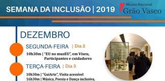 Museu Nacional Grão Vasco, Semana Inclusão Arte