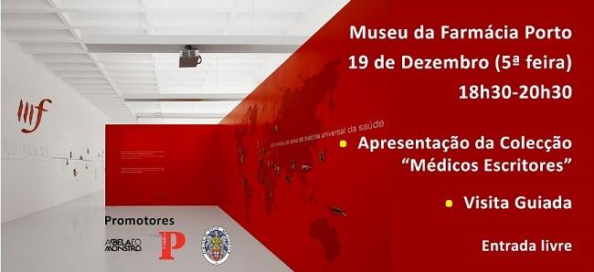 Reabertura Museu da Farmácia, Porto