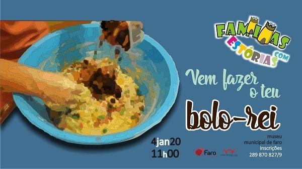 Museu Municipal Faro, Dia de Reis, Actividade Famílias