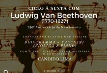 Aniversário Beethoven, Casa das Artes, Porto