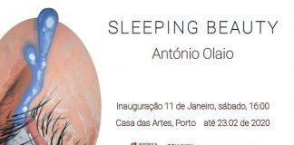 Exposição António Olaio, Casa das Artes, Porto