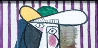 Busto Dona Maar, Pablo Picasso