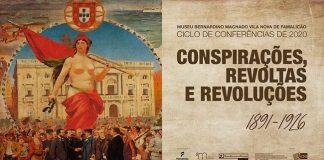 Ciclo de Conferências 2020, Museu Bernardino Machado, Vila Nova de Famalicão