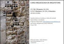 Curso Arqueologia da Arquitectura, Teatro Romano, Lisboa