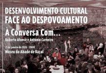 Debate Tradições Rurais, Museu Abade de Baçal, Bragança