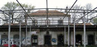Estacão comboios, Rotunda Boavista, Porto