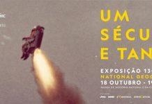 Exposição 130 anos National Geographic, Porto