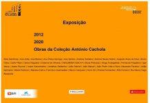 Exposição António Cachola, Elvas