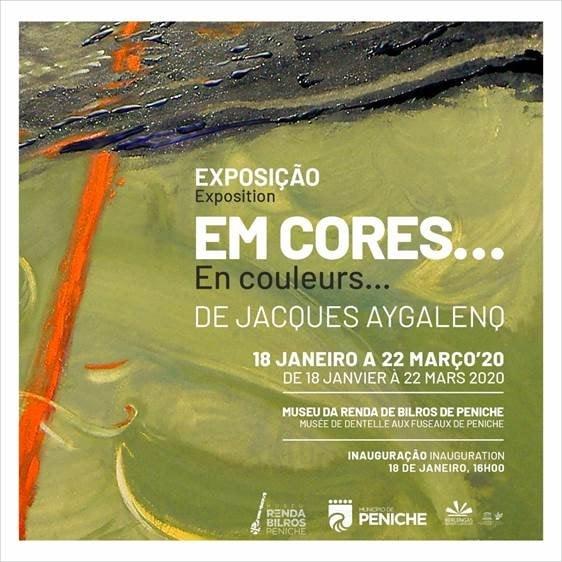 Exposição Cores, Museu Rendas de Bilros, Peniche