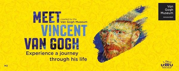 Exposição Meet Van Gogh, Lisboa