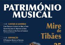 Exposição Património Musical, Mosteiro de Tibães