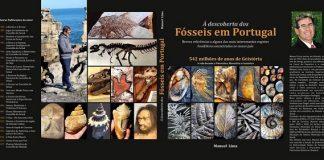 Livro Descoberta Fósseis Portugal