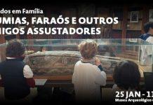 Museu Arqueológico do Carmo, Actividades para famílias