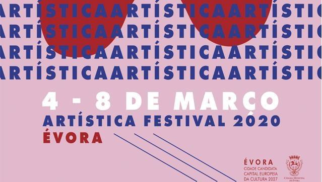 Artística Festival, Évora