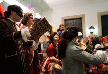 Baile Barroco, Museu de Lisboa