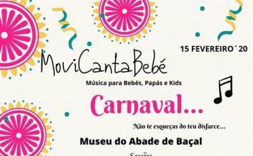 Carnaval, movicantabebe, Museu Abade de Baçal, Braganca