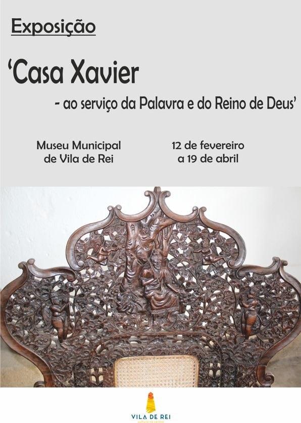 Exposição Casa Xavier, Vila de Rei
