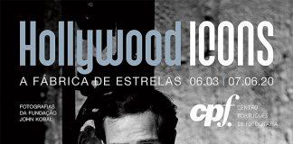 Exposição Ícones Hollywood, CPF, Porto