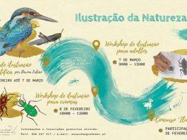 Exposição Ilustração Natureza, Arcos de Valdevez