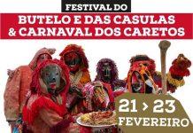 Festival Butelo, Casulo, Caretos Braganca
