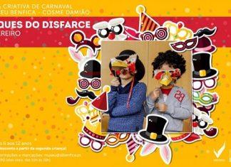 Oficina Carnaval, Museu Benfica - Cosme Damião