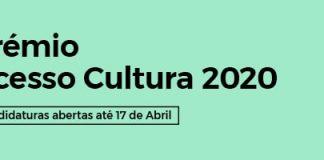 Prémio Acesso Cultura 2020