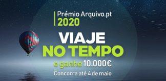 Prémio Arquivo Pt 2020
