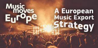 Relatório Music Moves Europe