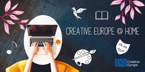 Creative Europe Home