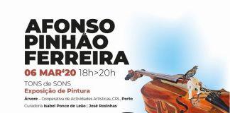 Exposição Afonso Pinhão Ferreira, Árvore