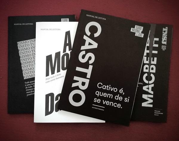 Manuais. Teatro Nacional São João