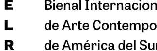 Bienal Arte Sul Americana
