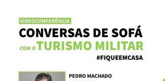Conversas Sofá Turismo Militar