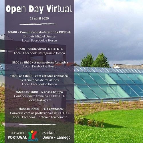 Escola de Hotelaria Douro_Lamego, Open Day
