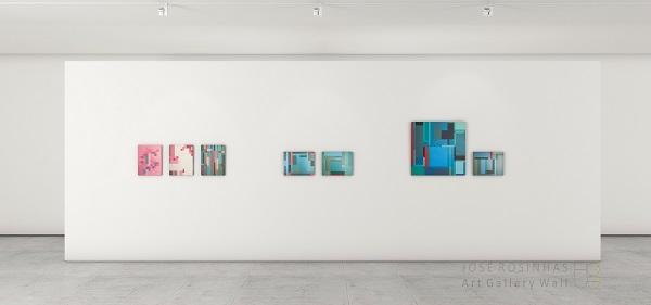 José Rosinhas Art Galley, Angélica Costa Ramos