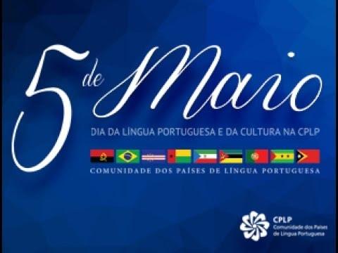 5 Maio, Dia Língua Portuguesa