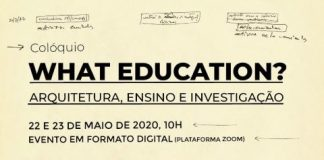 Colóquio What Education Fundação Marques da Silva