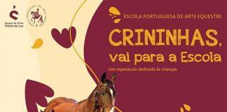 Escola Portuguesa Arte Equestre Dia Mundial Criança