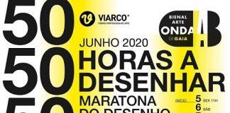 Maratona Desenho, Viarco