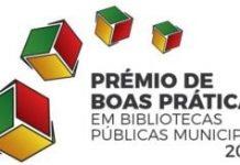 Prémio Boas Práticas Bibliotecas Públicas Municipais 2019
