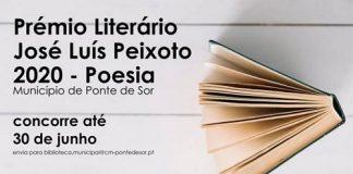 Prémio Literário José Luís Peixoto 2020