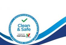 Selo Clean Safe Turismo Portugal