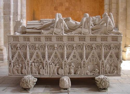 Túmulo D. Pedro, Mosteiro da Batalha