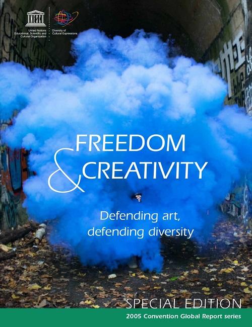 Freedom Creativity, UNESCO report
