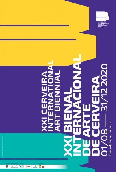 XXI Bienal Arte Cerveira 2020