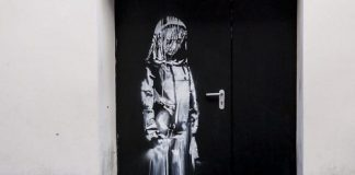 Banksy Bataclan, Paris