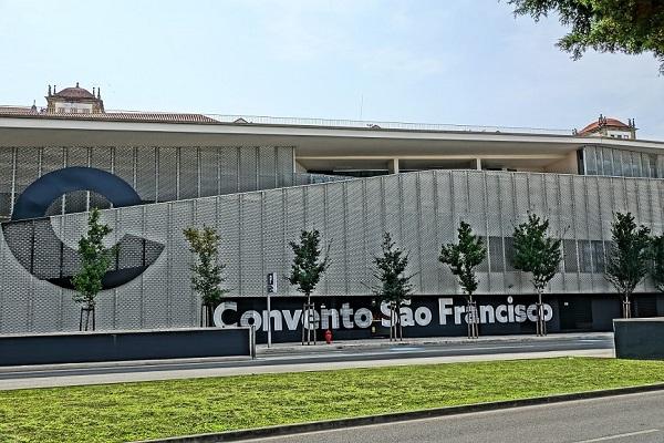 Convento São Francisco Coimbra