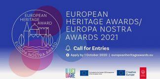 Europa Nostra Awards 2020