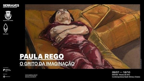 Exposição Paula Rego MACNA Chaves