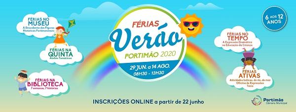 Férias Verão Portimão 2020